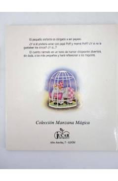 Muestra 1 de COLECCIÓN MANZANA MÁGICA. E POFF NO QUIERE SER PAYASO (Jesús Zatón / G Meana) Júcar 1985