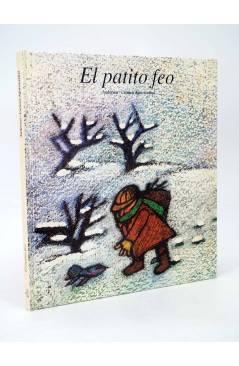 Cubierta de COLECCIÓN MANZANA MÁGICA. EL PATITO FEO (Andersen / Carmen Aguirrezábal) Júcar 1988