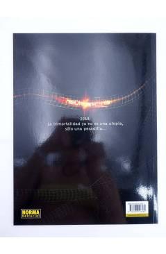 Muestra 1 de CIMOC EXTRA COLOR 231. NEUROTRANS. LA MUERTE NO ES ETERNA (Vila / Colignon) Norma 2006