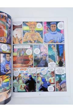 Muestra 3 de CIMOC EXTRA COLOR 231. NEUROTRANS. LA MUERTE NO ES ETERNA (Vila / Colignon) Norma 2006