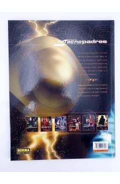 Contracubierta de LOS TECNOPADRES 7. EL JUEGO PERFECTO (Jodorowsky / Janjetov / Beltrán) Norma 2006