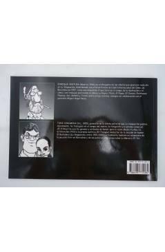Contracubierta de EPISODIOS IRRACIONALES (Enrique Ventura / Toni Coromina) Imágica 2004