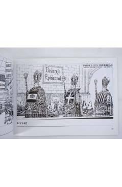Contracubierta de ESPERPENTOS Y DISPARATES (Enrique Ventura / Toni Coromina) Imágica 2004