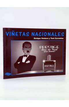 Cubierta de VIÑETAS NACIONALES (Enrique Ventura / Toni Coromina) Imágica 2003