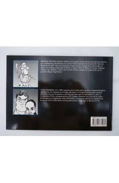 Contracubierta de VIÑETAS NACIONALES (Enrique Ventura / Toni Coromina) Imágica 2003