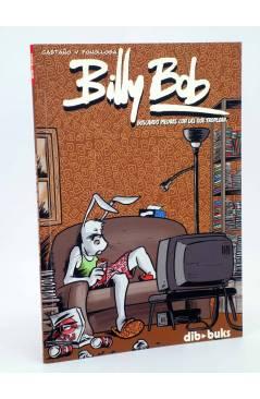 Cubierta de BILLY BOB. BUSCANDO PIEDRAS CON LAS QUE TROPEZAR (Castaño Y Fonollosa) Dibbuks 2006