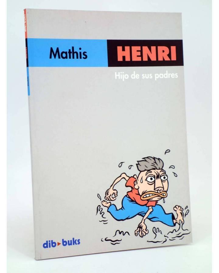 Cubierta de HENRI HIJO DE SUS PADRES (Mathis) Dibbuks 2006