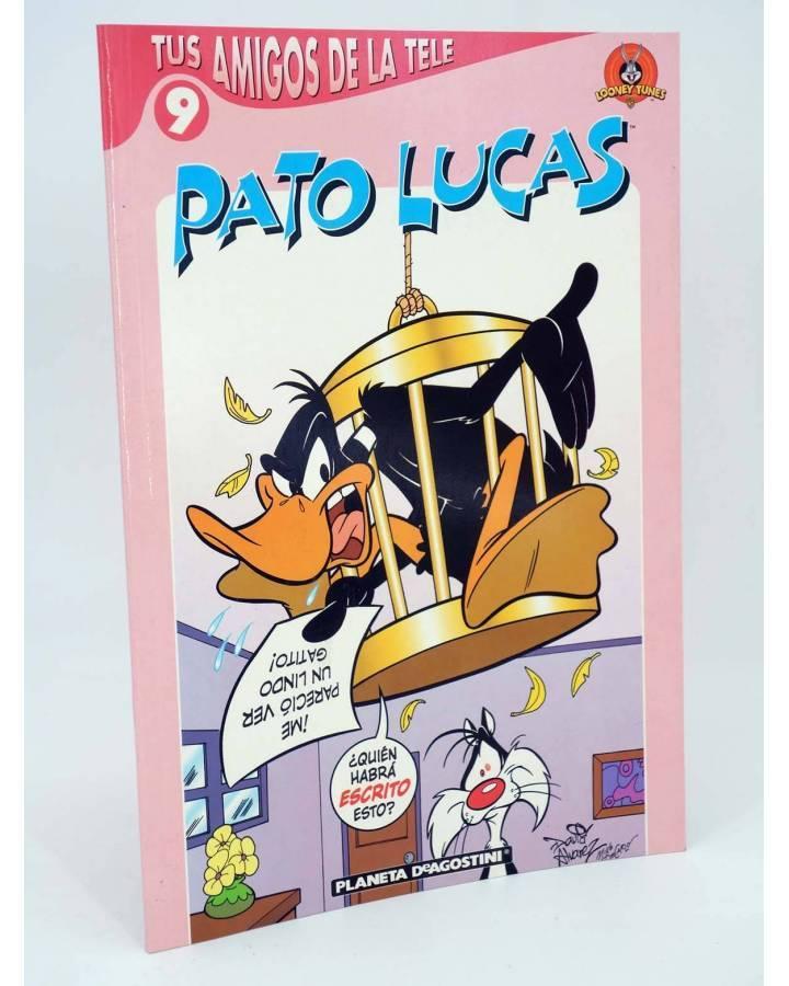 Cubierta de TUS AMIGOS DE LA TELE. PACK 10 (Vvaa) Norma 2000