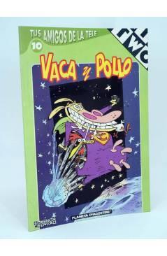 Contracubierta de TUS AMIGOS DE LA TELE. PACK 10 (Vvaa) Norma 2000