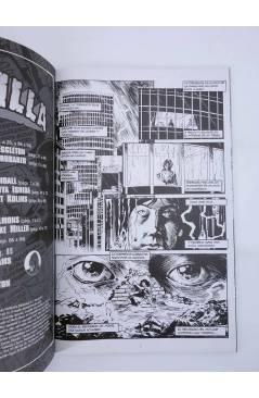 Contracubierta de GODZILLA 1 A 5. COMPLETA (Vvaa) Norma 1998