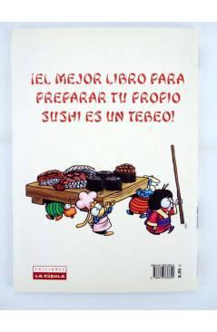 Muestra 2 de ATREVETE CON EL SUSHI. ESTUDIO ISAMOTO. MANGA (I. Kreitz / J. Iwamoto) La Cúpula 2005