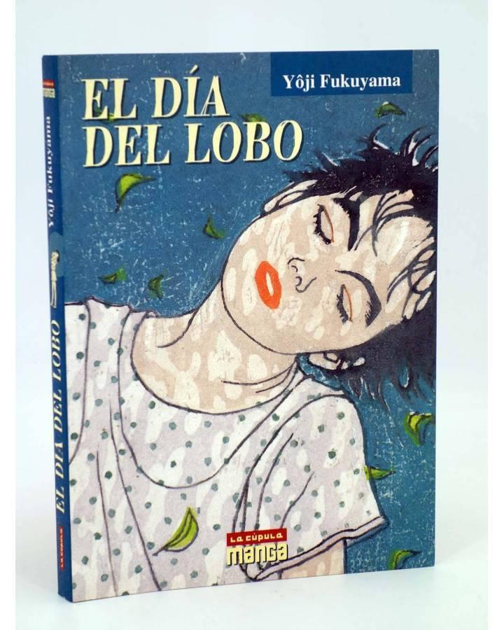 Cubierta de EL DIA DEL LOBO. MANGA LICÁNTROPOS (Yoji Fukuyama) La Cúpula 2006