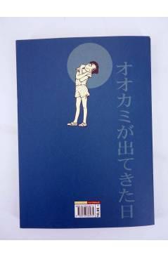 Muestra 1 de EL DIA DEL LOBO. MANGA LICÁNTROPOS (Yoji Fukuyama) La Cúpula 2006