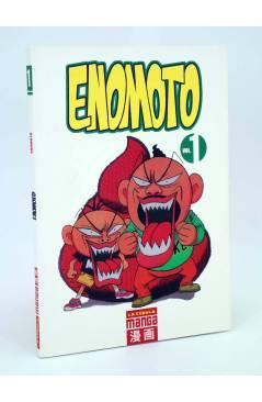 Cubierta de ENOMOTO. MANGA (Shunji Enomoto) La Cúpula 2004