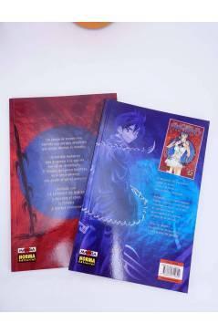 Contracubierta de LEYENDA DE HIMIKO 1 Y 2. COMPLETA. MANGA (Oh Great / Kou Maisaka) Norma 2002