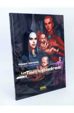 Cubierta de LOS TECNOPADRES 5. SECTA DE TECNO OBISPOS (Jodorowsky / Janjetov / Beltrán) Norma 2006