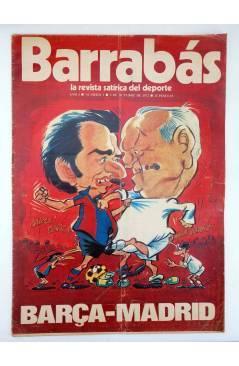 Muestra 1 de BARRABÁS REVISTA SATÍRICA DEL DEPORTE. LOTE DE 209NºS DE 242 ELF (Vvaa) Elf 1972