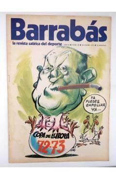 Muestra 3 de BARRABÁS REVISTA SATÍRICA DEL DEPORTE. LOTE DE 209NºS DE 242 ELF (Vvaa) Elf 1972