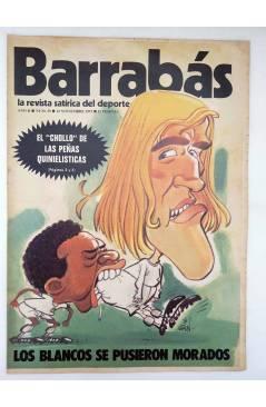 Muestra 4 de BARRABÁS REVISTA SATÍRICA DEL DEPORTE. LOTE DE 209NºS DE 242 ELF (Vvaa) Elf 1972