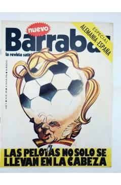 Muestra 6 de BARRABÁS REVISTA SATÍRICA DEL DEPORTE. LOTE DE 209NºS DE 242 ELF (Vvaa) Elf 1972
