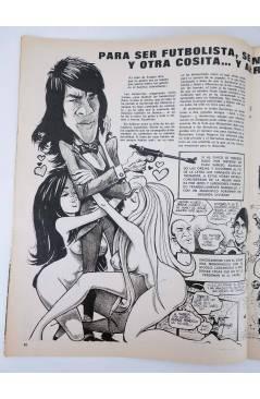 Muestra 7 de BARRABÁS REVISTA SATÍRICA DEL DEPORTE. LOTE DE 209NºS DE 242 ELF (Vvaa) Elf 1972