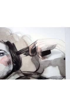 Muestra 3 de CARTEL EXPOSICIÓN 813 TRUFFAUT MARZO-JUNIO 2015 (Paula Bonet) Las Naves 2015