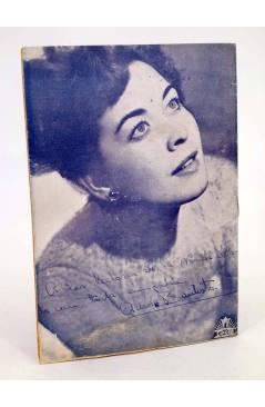 Contracubierta de LA NOVELA SELECTA 2. SINGULARIDADES DE UNA MUCHACHITA RUBIA (Eça De Queiroz) La Novela Selecta 1930