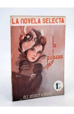 Muestra 1 de LA NOVELA SELECTA 5. LA PULSERA (Alejandro Kuprin) La Novela Selecta 1930