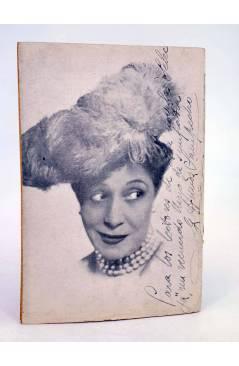 Contracubierta de LA NOVELA SELECTA 6. CORAZÓN GENEROSO (Selma Lagerlof) La Novela Selecta 1930