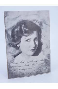 Contracubierta de LA NOVELA SELECTA 10. LA MANO HECHIZADA (Gerardo De Nerval) La Novela Selecta 1930