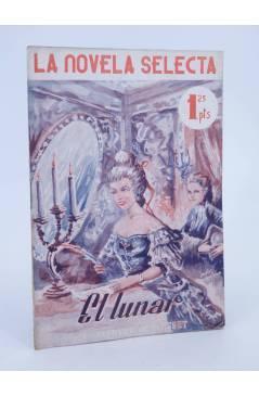 Cubierta de LA NOVELA SELECTA 11. EL LUNAR (Alfredo De Musset) La Novela Selecta 1930