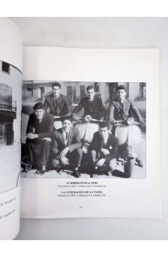 Contracubierta de GIRANT LA CANTONADA DEL TEMPS APUNTS SOBRE LA FOTOGRAFIA I LA HISTORIA DE SANT JOAN DE MORO (Loles Ort