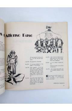 Muestra 2 de PIPIRIJAINA REVISTA DE TEATRO 2ª ÉPOCA 2. ESTRENOS REPUBLICANOS (Rafael Alberti) Estudio de Teatro 1976