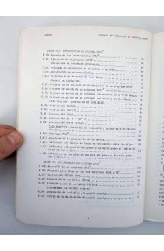 Muestra 2 de PROCESO DE DATOS CON EL SISTEMA SPSS. COLECCIÓN DE ESQUEMAS (Doménech / Riba / Viladrich) 1985