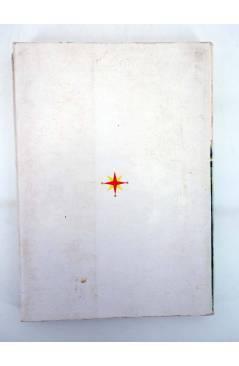 Contracubierta de EL MUNDO ALUCINANTE DE LA DROGA (Henri Amoroso) Organización Sala 1972