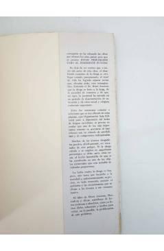 Muestra 3 de EL MUNDO ALUCINANTE DE LA DROGA (Henri Amoroso) Organización Sala 1972