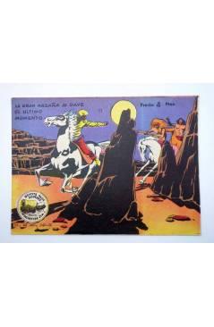 Cubierta de AVENTURAS DEPORTIVAS 11. LA GRAN HAZAÑA DE DAVE. EL ÚLTIMO MOMENTO (No Acreditado) Ricart 1957