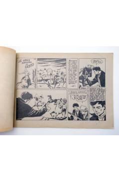 Contracubierta de AVENTURAS DEPORTIVAS 11. LA GRAN HAZAÑA DE DAVE. EL ÚLTIMO MOMENTO (No Acreditado) Ricart 1957