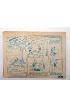 Muestra 1 de AVENTURAS DEPORTIVAS. Revista para los jóvenes 17. EL RAMO DEL VENCEDOR (No Acreditado) Ricart 1957