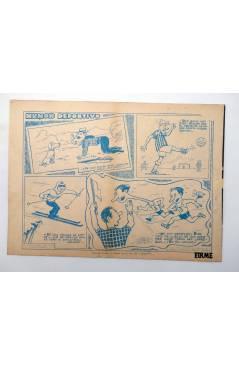 Muestra 1 de AVENTURAS DEPORTIVAS. Revista para los jóvenes 18. TÍTULO EN DISPUTA (No Acreditado) Ricart 1957