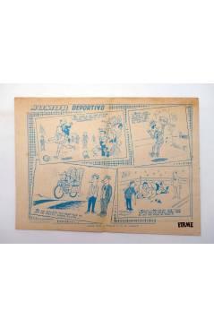 Muestra 1 de AVENTURAS DEPORTIVAS. Revista para los jóvenes 19. GANCHO DE IZQUIERDA (No Acreditado) Ricart 1957