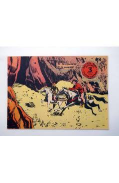 Cubierta de FLECHA Y ARTURO 14. EL DESFILADERO DE LA MUERTE (No Acreditado) Ricart 1965