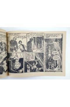 Contracubierta de FLECHA Y ARTURO 14. EL DESFILADERO DE LA MUERTE (No Acreditado) Ricart 1965