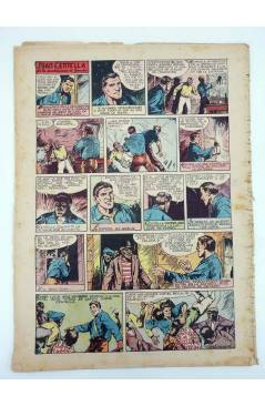 Contracubierta de LEYENDAS INFANTILES. AÑO III N.º 96 (Vvaa) Semic Hispano Americana 1944