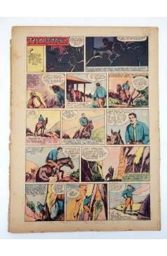 Contracubierta de LEYENDAS INFANTILES. AÑO III N.º 97 (Vvaa) Semic Hispano Americana 1944