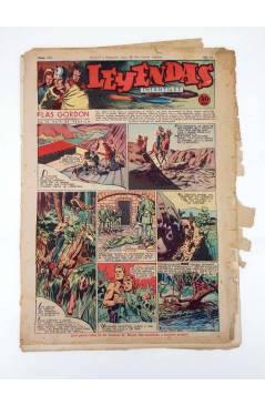 Cubierta de LEYENDAS INFANTILES. AÑO III N.º 114 (Vvaa) Semic Hispano Americana 1944