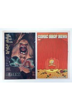Cubierta de COMIC SHOP NEWS 405. LISA COMICS (Vvaa) Comic Shop News Inc 1994