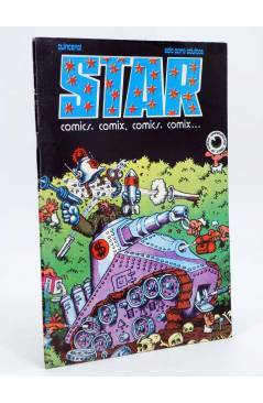 Cubierta de REVISTA STAR 5. COMIX Y PRENSA MARGINAL (Vvaa) Producciones Editoriales 1974