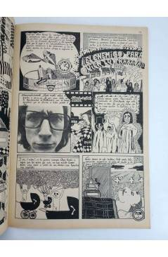 Muestra 1 de REVISTA STAR 5. COMIX Y PRENSA MARGINAL (Vvaa) Producciones Editoriales 1974