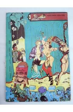 Muestra 4 de REVISTA STAR 24. COMIX Y PRENSA MARGINAL (Vvaa) Producciones Editoriales 1974
